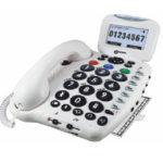 Telefono Amplificato +50dB con Segreteria