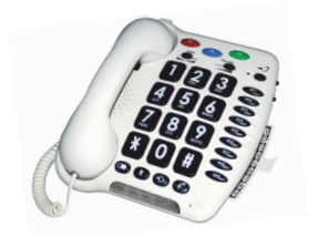 telefono amplificato 30dB