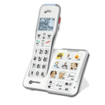 Telefono amplificato cordless +50dB