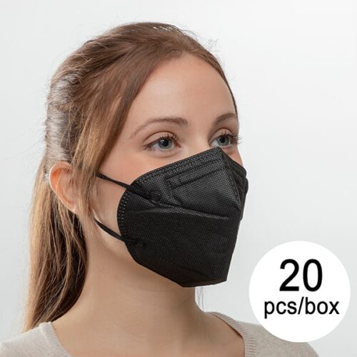 mascherine ffp2 nere