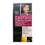 Tintura Senza Ammoniaca Casting Creme Gloss L'Oreal Expert Professionnel Castano scuro