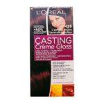 Tintura Senza Ammoniaca Casting Creme Gloss L'Oreal Expert Professionnel Castano rame