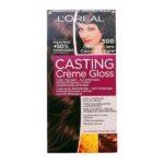 Tintura Senza Ammoniaca Casting Creme Gloss L'Oreal Expert Professionnel Castano chiaro