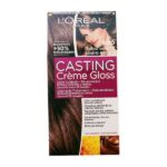 Tintura Senza Ammoniaca Casting Creme Gloss L'Oreal Expert Professionnel Biondo scuro