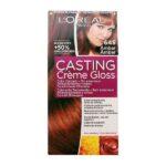 Tintura Senza Ammoniaca Casting Creme Gloss L'Oreal Expert Professionnel Ambra