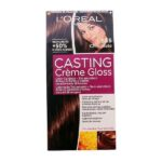 Tintura Senza Ammoniaca Casting Creme Gloss L'Oreal Expert Professionnel Cioccolato