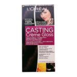 Tintura Senza Ammoniaca Casting Creme Gloss L'Oreal Expert Professionnel Cioccolato nero